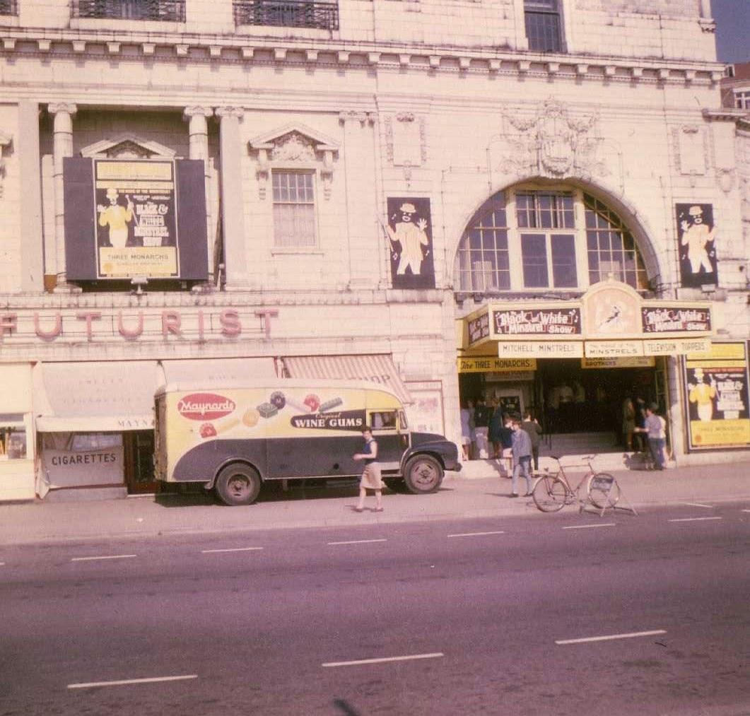 The Futurist Theatre 1968