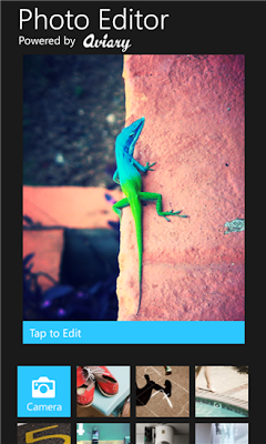 تحميل برنامج تحرير وتعديل الصور لهواتف ويندوز فون ونوكيا لوميا مجاناً Photo Editor by Aviary xap1.0