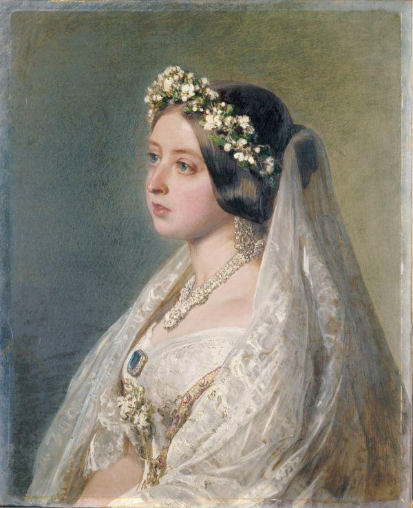 breve historia del vestido de novia: colores y origen del vestido