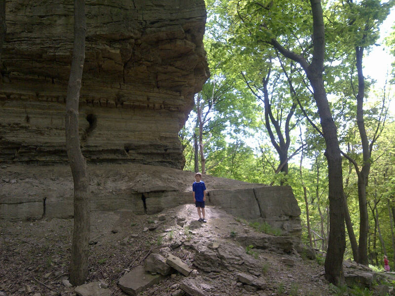 how to get to the bruce trail