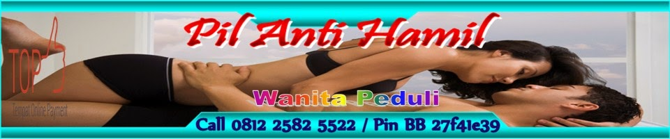 Obat Anti Hamil
