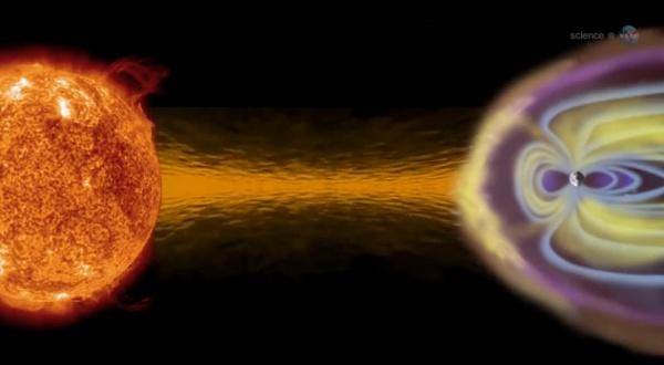 Detectados los Portales que Conectan la Tierra con el Sol