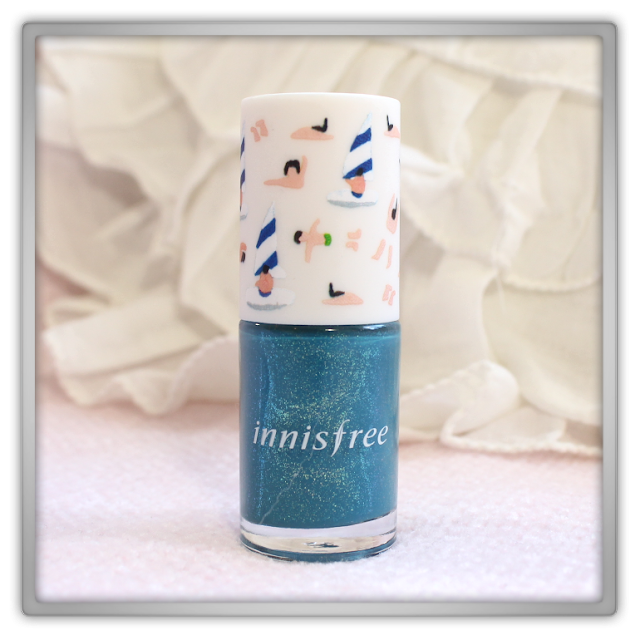 Jolse Haul Review beauty blogger nails Innisfree Eco Nail Color Pro Jeju Color Picker 141