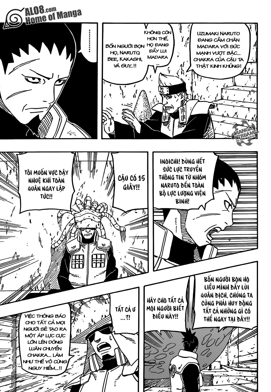 Naruto chap 573 Trang 5 - Mangak.info