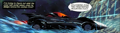 Batmobile from Detective Comics #1