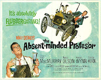 'The Absent-Minded Professor' (1961)