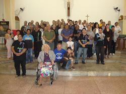 PARÓQUIA N.SRA.DO SANTÍSSIMO SACRAMENTO (VILA MACENO) - MISSA DIOCESANA