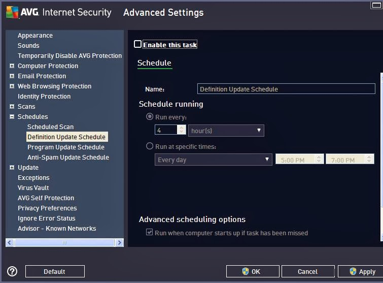 Download AVG Anti-Virus Definitions August 14