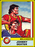 Johnny Dexter - Melchester Rovers