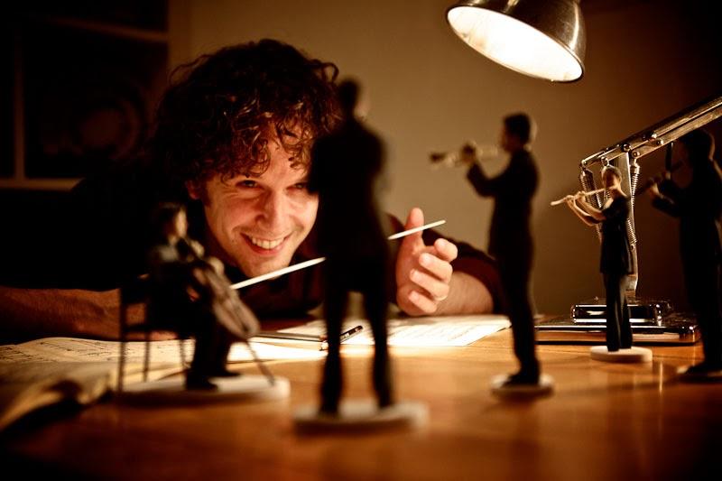 Nicholas Collon and the Aurora Orchestra