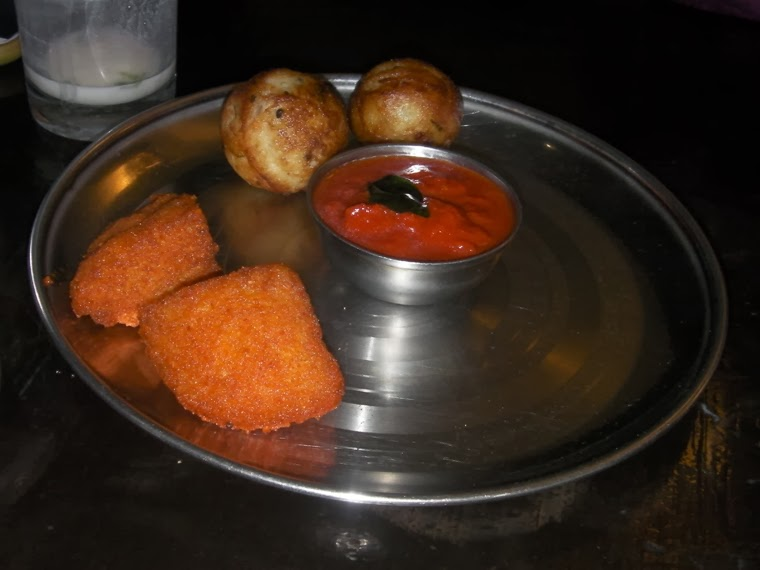 Idli and Kuzhipaniyaram