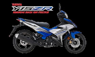 motosikal moped 150cc, LC 150, kapcai