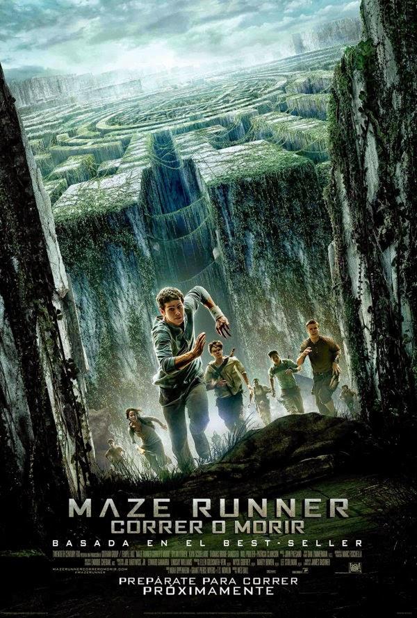 Del libro al cine: Correr o morir
