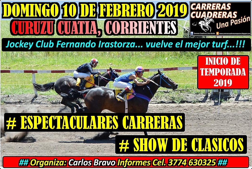 CURUZU CUATIA - 10.02.2019