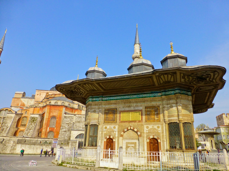 Fuente de Ahmet III