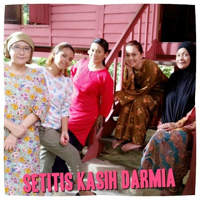Drama TV9 Setitis Kasih Darmia Slot Ratu TV9