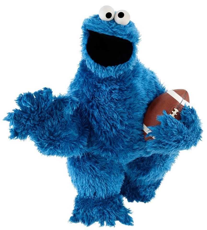 Full Body Cartoon Cookie Monster Galleryhipcom The