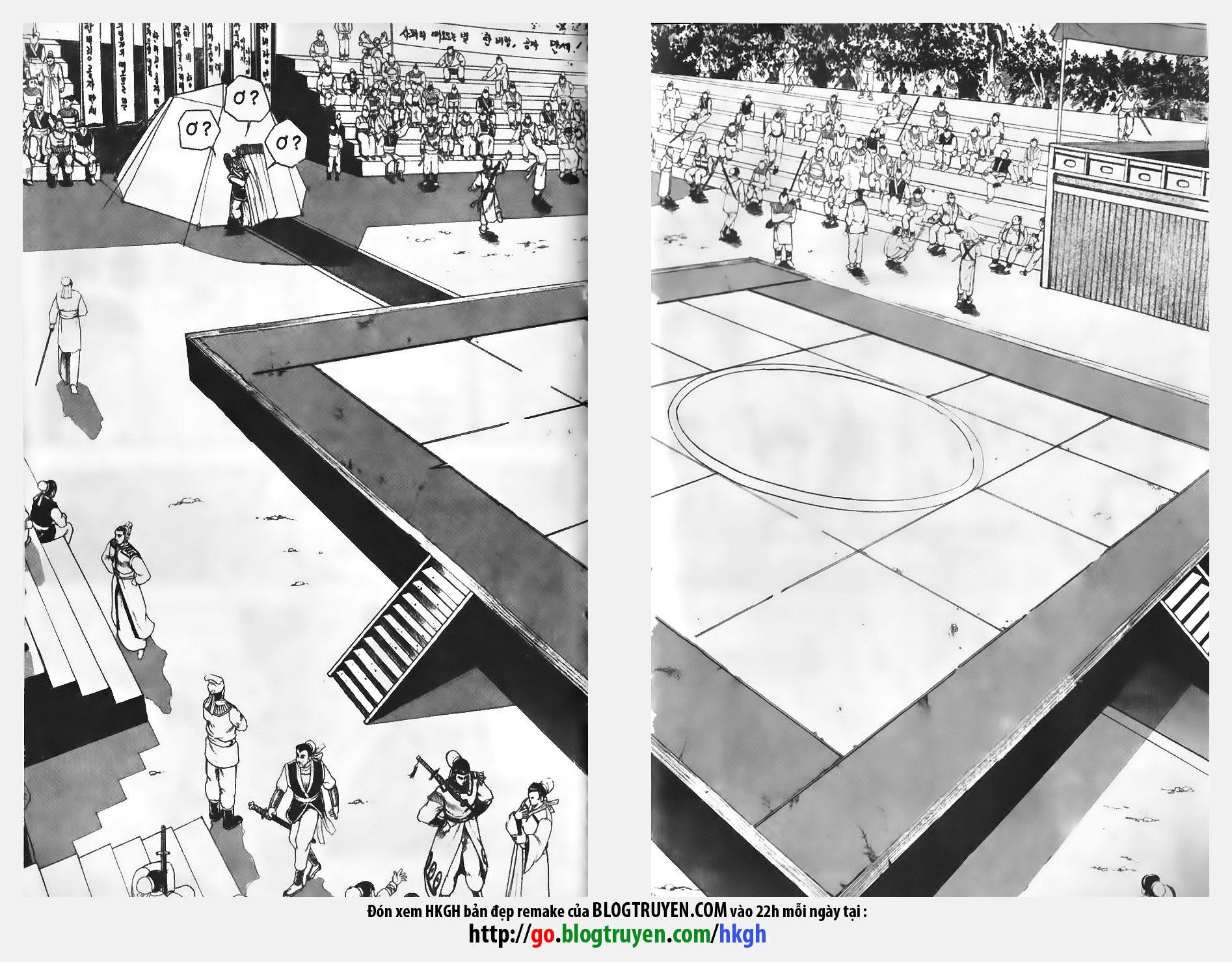 Hiệp Khách Giang Hồ - Hiệp Khách Giang Hồ Chap 054 - Pic 20