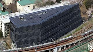 edificio paneles solares