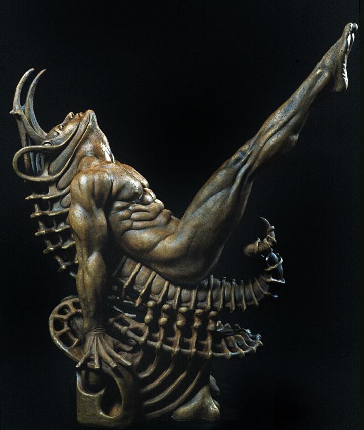 Robert John Guttke Sculpture: HILCAN