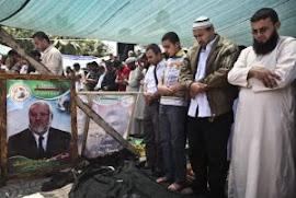 palestinos fazem greve de fome
