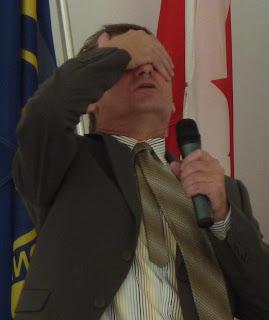 Public speaking blunders on Executive Speech Coach blog