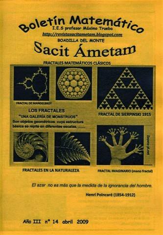 Boletín Sacit Ámetam nº 14