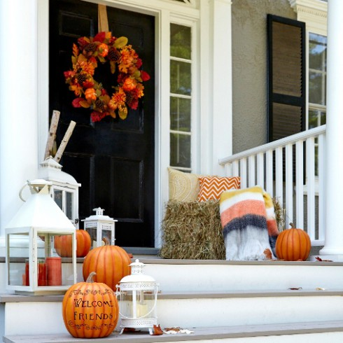 Maison decor finish for fab fall decor for Home goods fall decorations