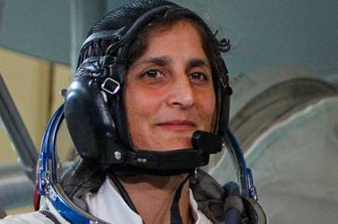 Indian-American Astronaut Sunita Williams into Space the Second Time