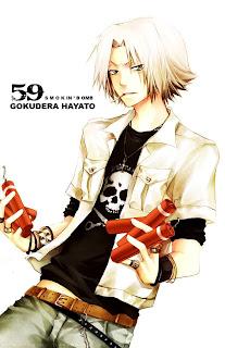 gokudera hayato reborn katekyo hitman future vongola famiglia anime picture bomb