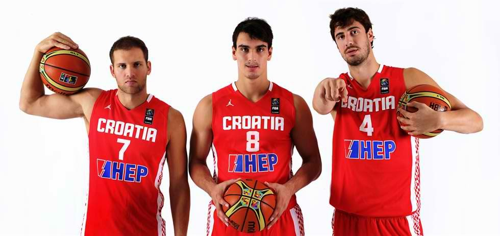 Croatia national basketball team free wallpaper download