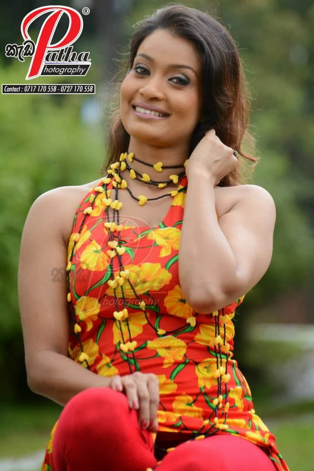 Himali Siriwardana latest hot