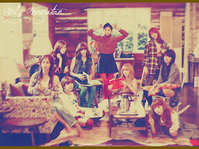 SNSD Wallpapers2013