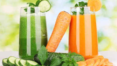 7 foods to detoxify and rejuvenate the body