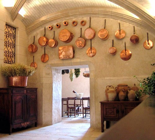 French Country Kitchen Accessories: Beautiful But Yet Rustic Fireplaces