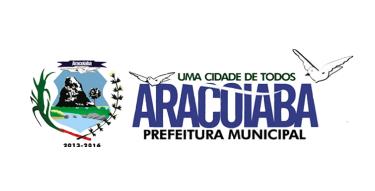 Site da Prefeitura Municipal de Aracoiaba