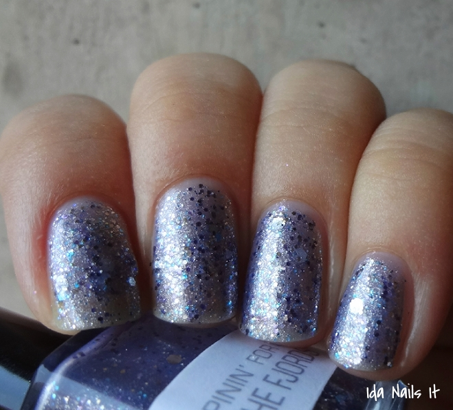 Ida Nails It: Nerd Lacquer Friday