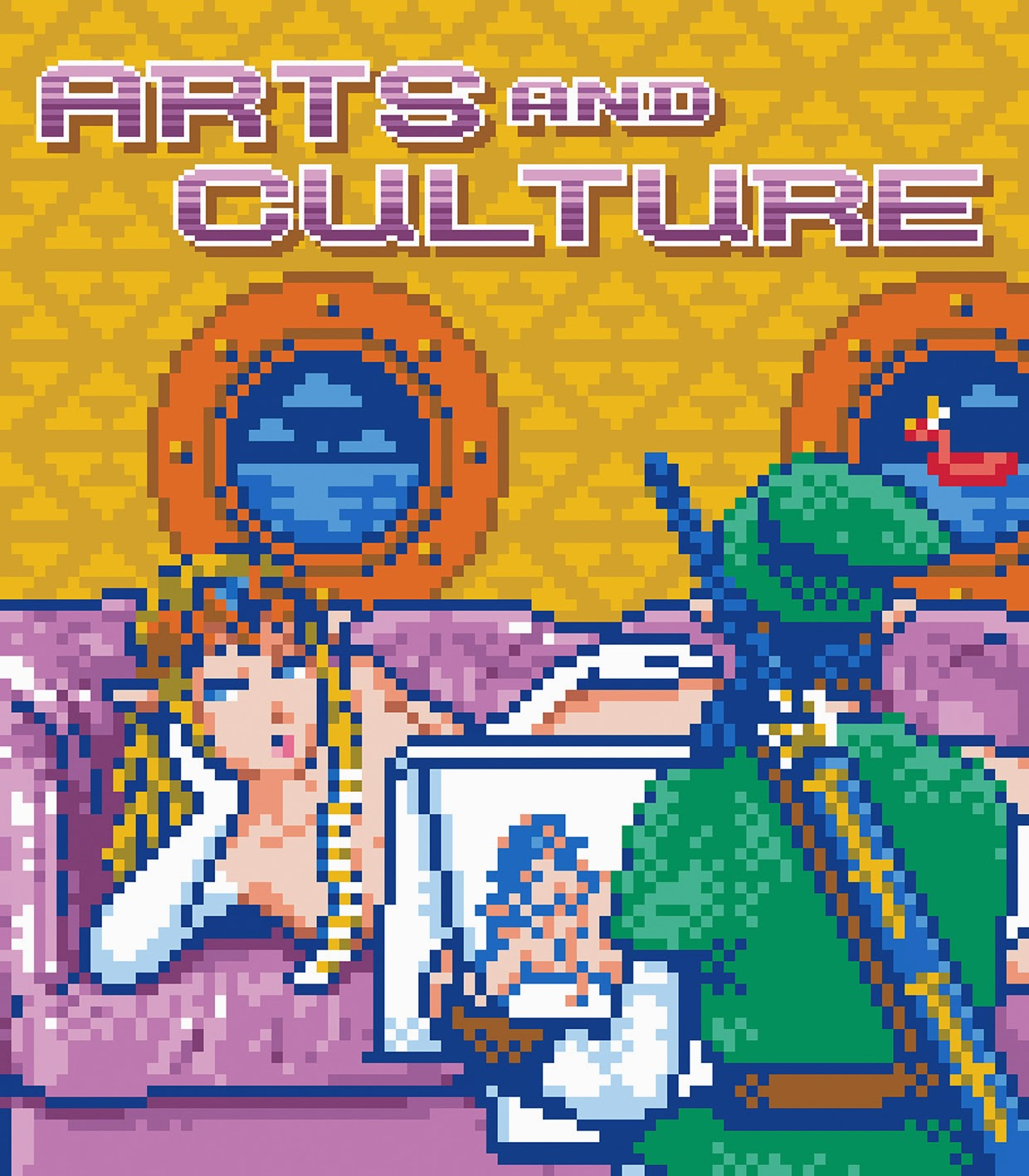 zelda pixel retro game paint me like your french bitches