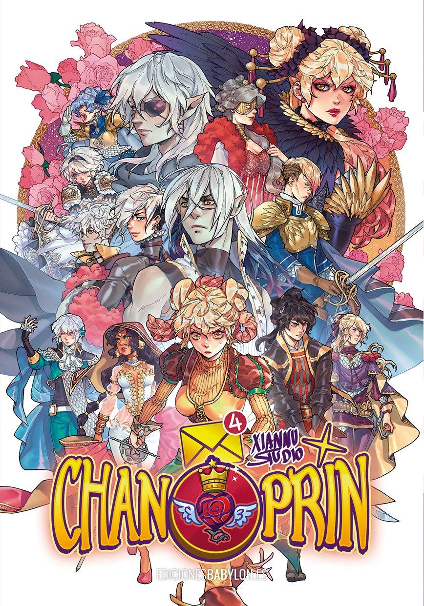 Chan Prin - T.4