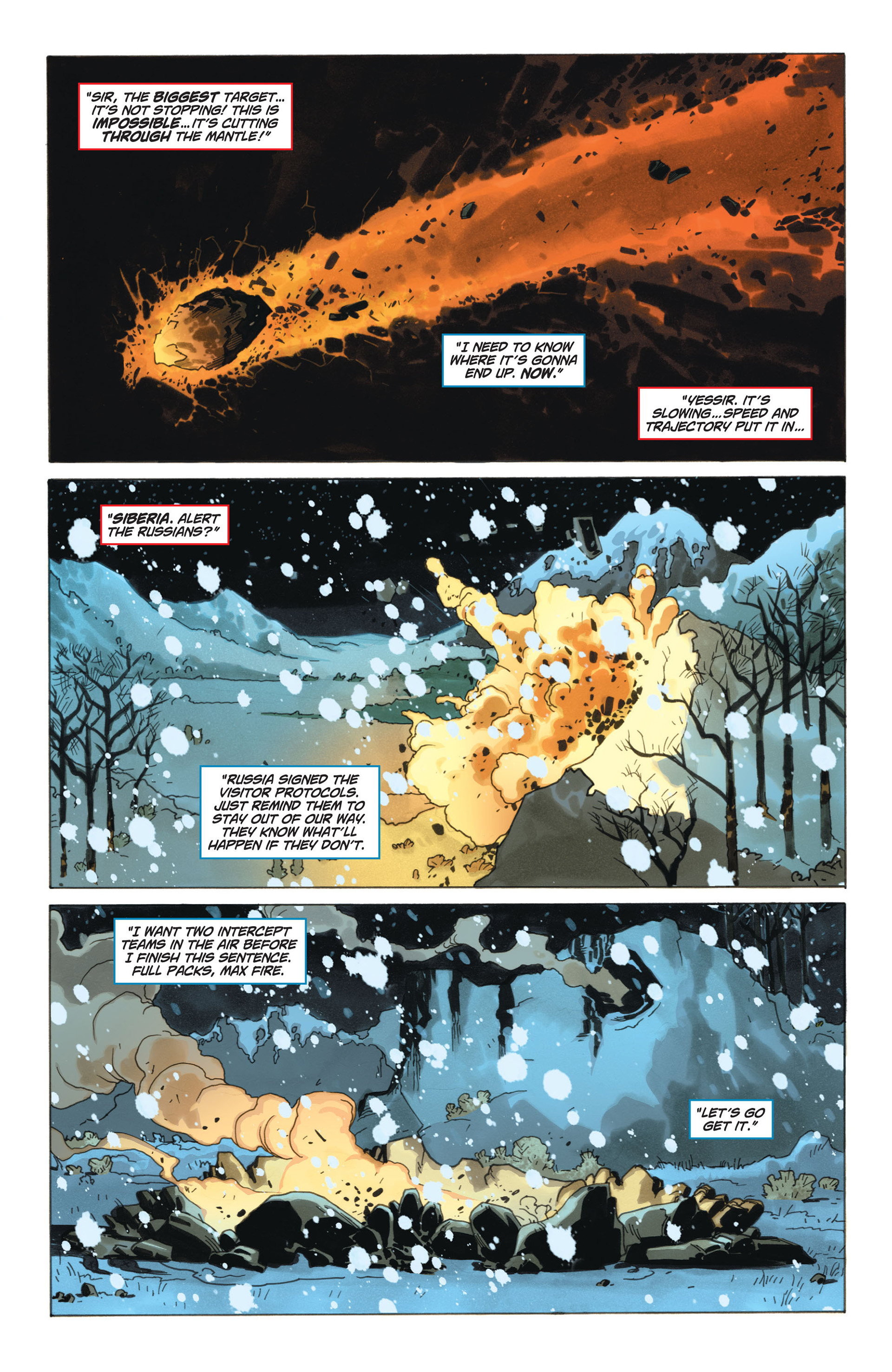 Supergirl (2011) Issue #1 #3 - English 4