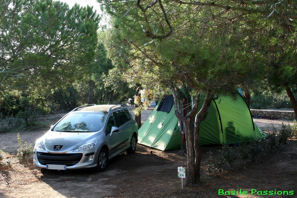Camping des les installation bonifacio 2a - Camping bonifacio piscine ...