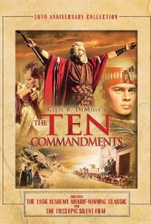 The Ten Commandments 1956 Hindi Dubbed Movie Watch Online