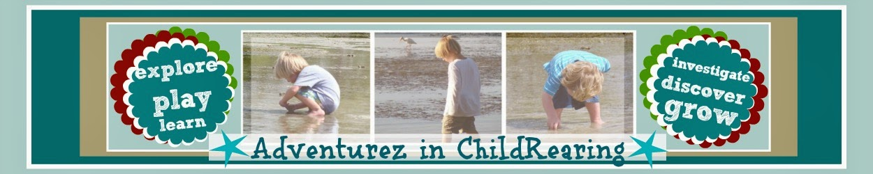 Adventurez in ChildRearing