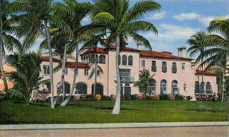 The Glam Pad The Pink Homes Of Palm Beach