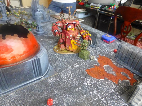 Morkanaut secures Objective 4
