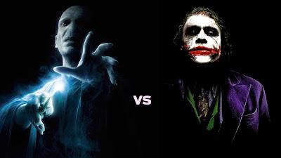 Voldemort vs Joker