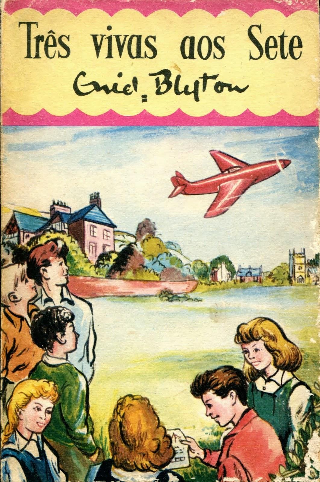 Livros da Enid Blyton!