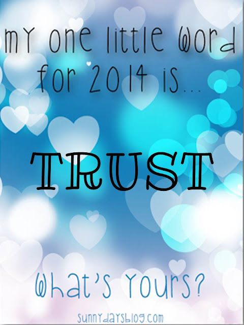 Fern Smith's One Little Word for 2014!