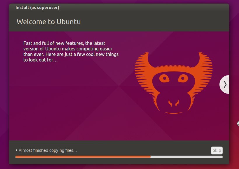 Ubuntu 15.04 Vivid Vervet screenshots