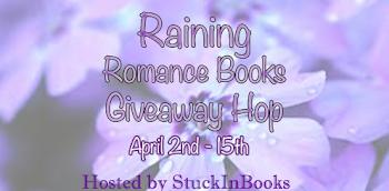 Raining Romance Books Giveaway Hop!